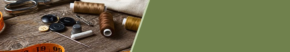 Quality Care for Delicate Fabrics | spools of thread